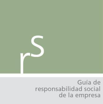 Guía de Responsabilidad Social de la Empresa