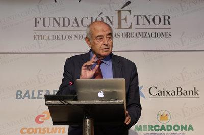 José Antonio Marina clausura el XXX Seminario de Étnor