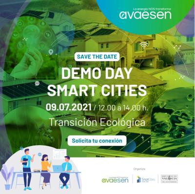 Demo Day Smart Cities: 'Transición ecológica'