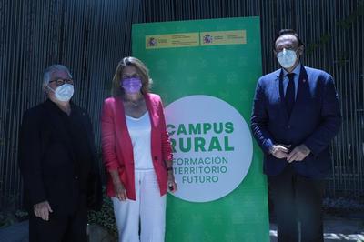 Programa Campus Rural para reconectar a los estudiantes universitarios con el territorio