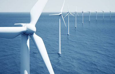 Rover y la AVI crean un parque eólico para puertos capaz de almacenar el excedente de energía