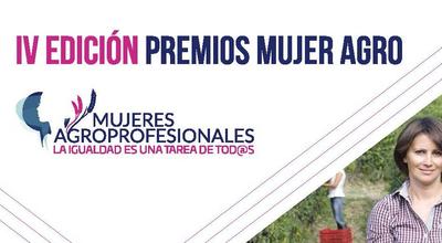 Convocatoria Premios Mujer Agro 2021