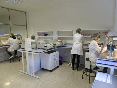 Laboratorio Genetic PCR Solutions