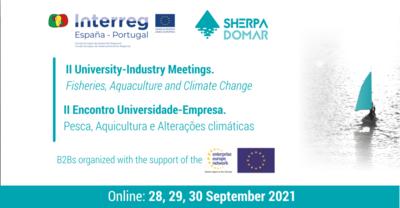 II Encuentros Universidad-Industria: Pesca, Acuicultura y Cambio Climático
