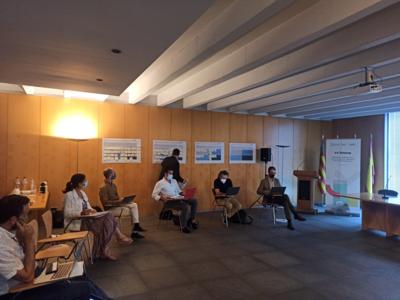 Orbel Grupo, Nuppec Logística y Portsur Castellón, a la caza de soluciones innovadoras a retos del sector logístico