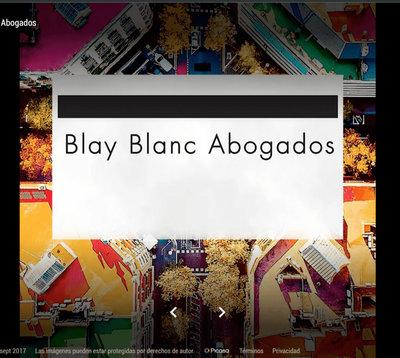 Logo alternativo Blay Blanc Abogados
