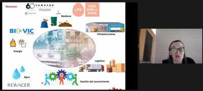 El beneficio mutuo de la simbiosis industrial, un valor con potencial para el avance de la economía circular