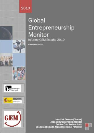 Informe GEM (Global Entrepreneurship Monitor) 2010 #