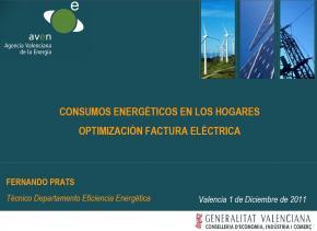 AVEN: Ahorro energético en los hogares #