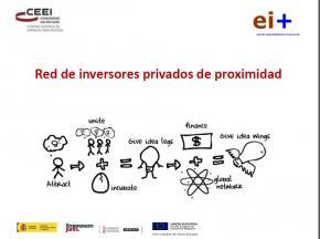 Red de inversores privados de proximidad ei+ #