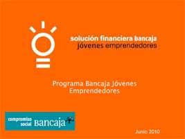 Solución Financiera Emprendedores - BANCAJA (Presentación)