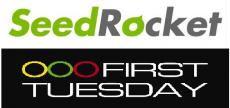 logos seed rocket first tuesday