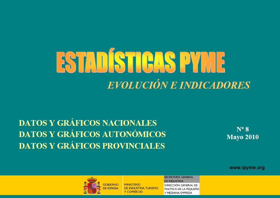 Estad�sticas PYME