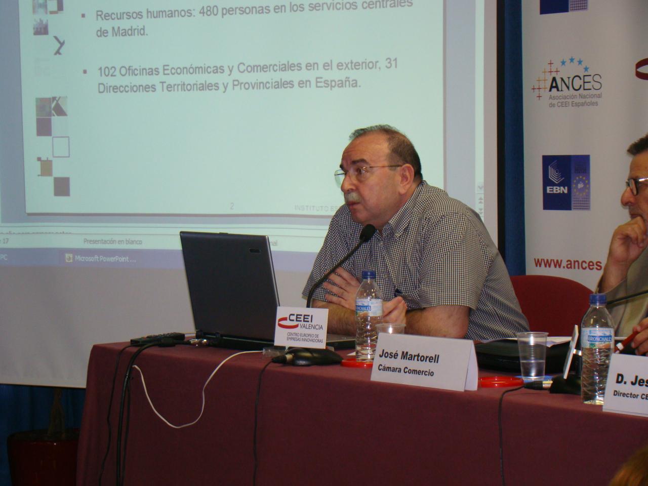 Instrumentos de apoyo a la internacionalización (ICEX)