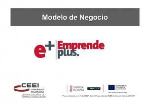Modelo de Negocio E+
