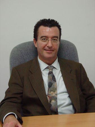 Vicente Rodilla, socio fundador y gerente de Cys Domótica