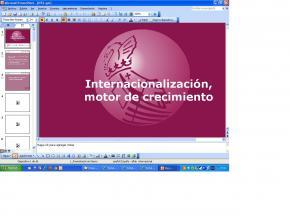 Foro de Internacionalización para Pymes  Presentación IVEX