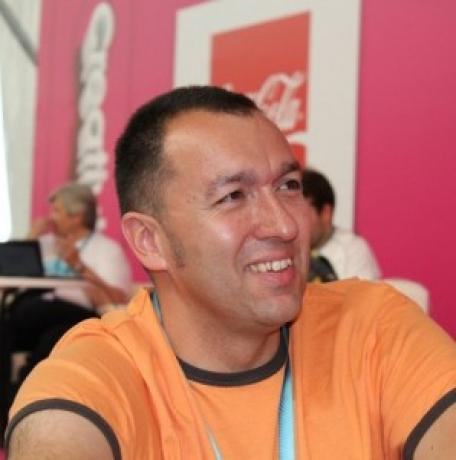 Gersón Beltran, Gerente de Geoturismo