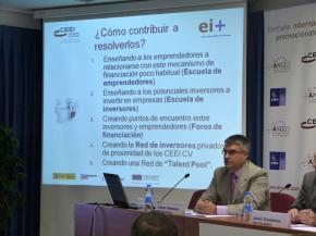 "Ramón Ferrandis presenta la ""Lonja de Inversión"""