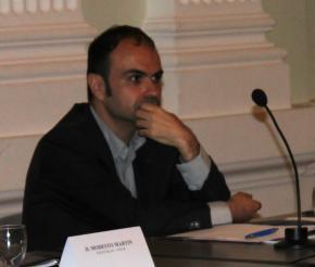 Rafael Pardo, Presidente de la Asociación de Trabajadores Autónomos de la Comunidad Valenciana