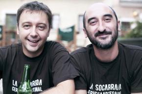 Rafael Suñer y Sergio Iborra, La Socarrada