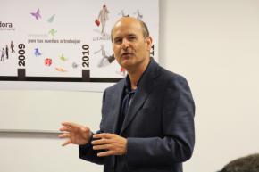 Joaquín Ibáñez, Jefe Dpto. Asistencia al Emprendedor IMPIVA