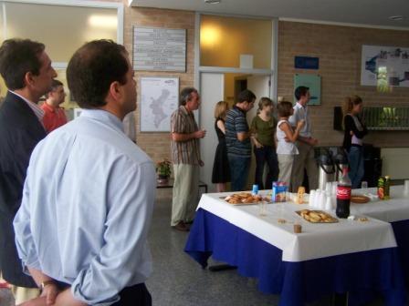 Desayuno Club de Empresas CEEI Valencia