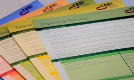 Fichas de Actividades Empresariales: ENERGÍA/CONSTRUCCIÓN