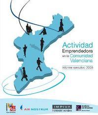 Informe GEM Comunidad Valenciana 2008