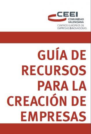 Guía de Recursos para la Creación de Empresas