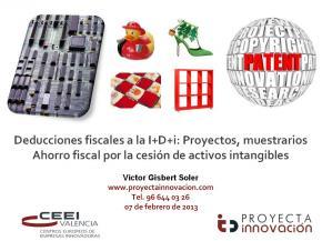 Deducciones fiscales por proyectos de I+D+i y Patent box