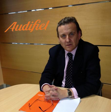 Carlos Hernández, Auditor en Audifiel SL