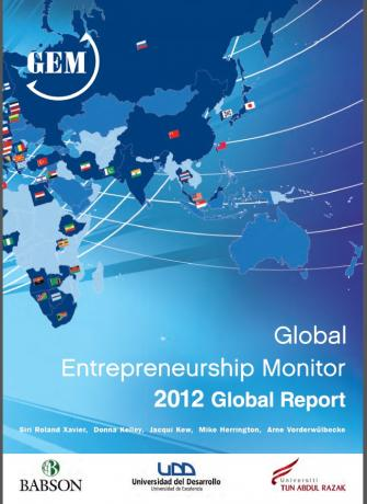 Informe GEM 2012