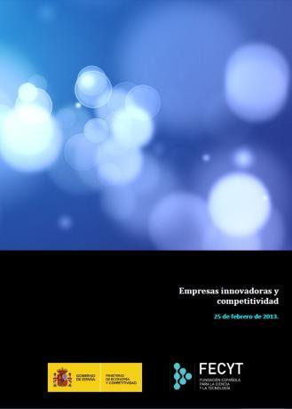 Informe: Empresas Innovadoras y Competitividad