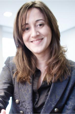 Romina Moya, CEO. Responsable de marketing y ventas en SparaE