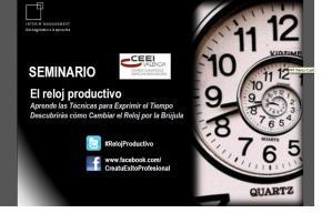 El reloj productivo: Técnicas para exprimir tu tiempo