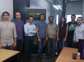 Equipo de CucuMobile