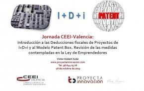 Novedades en los incentivos fiscales para empresas innovadoras