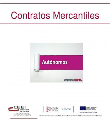 Manual para Autónomos: Contratos Mercantiles