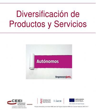 Manual para Autónomos: Diversificación de Productos y Servicios