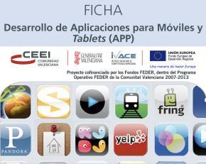 Desarrollo de Aplicaciones para Móviles y Tablets (APP)