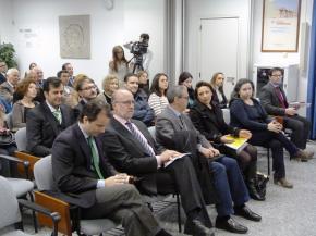 La Junta Directiva en el Demo Day