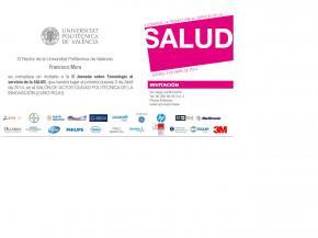 II Jornada sobre Tecnología al servicio de la SALUD