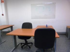 Coworking (6) Puestos de trabajo