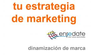 Diseña tu estrategia de Marketing y comunica con éxito