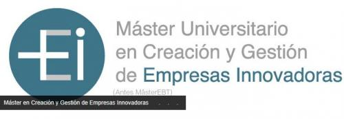 M�ster Universitario en Creaci�n Empresas