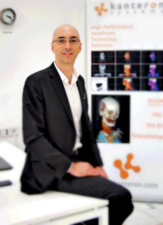Jorge Cortell, CEO de Kanteron Systems