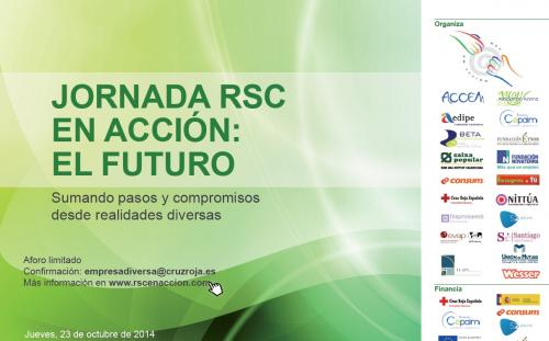 Programa Jornada RSC octubre Valencia 2014