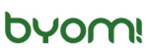 Logo Byom!