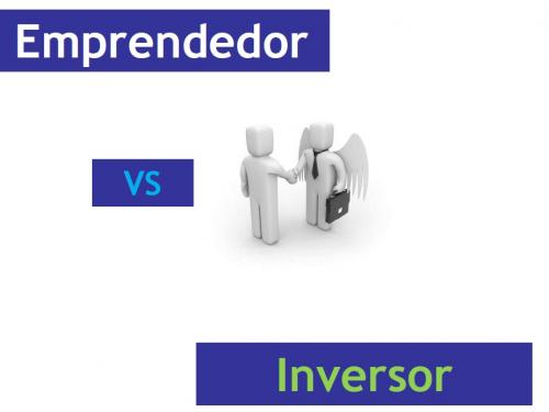 Experiencia Emprendedor versus Inversor